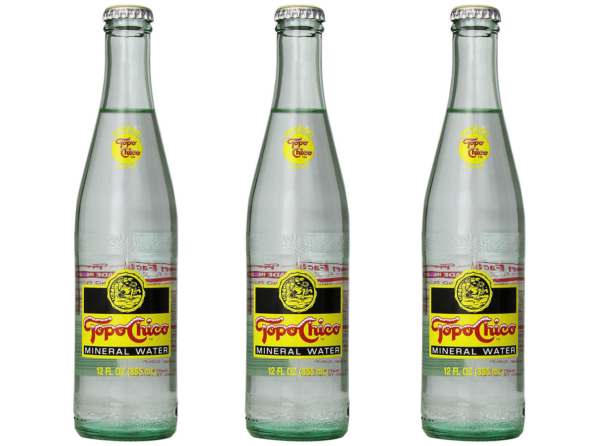 Coca-Cola Expands Sparkling Water Business, Acquires Topo ...