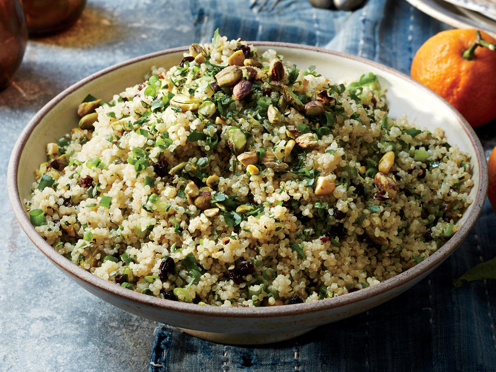 Whole Grains with Protein