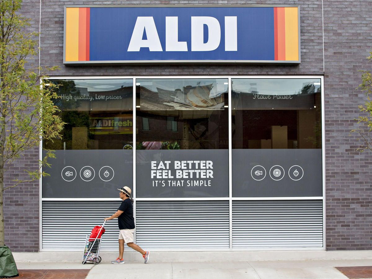 7 Healthy Staples Worth Buying From Aldi