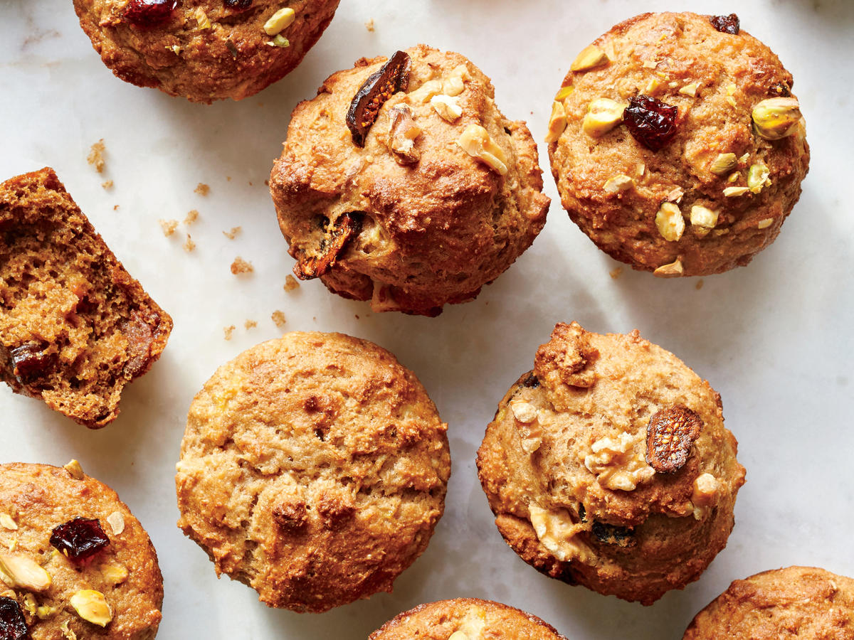 High-Energy Muffins