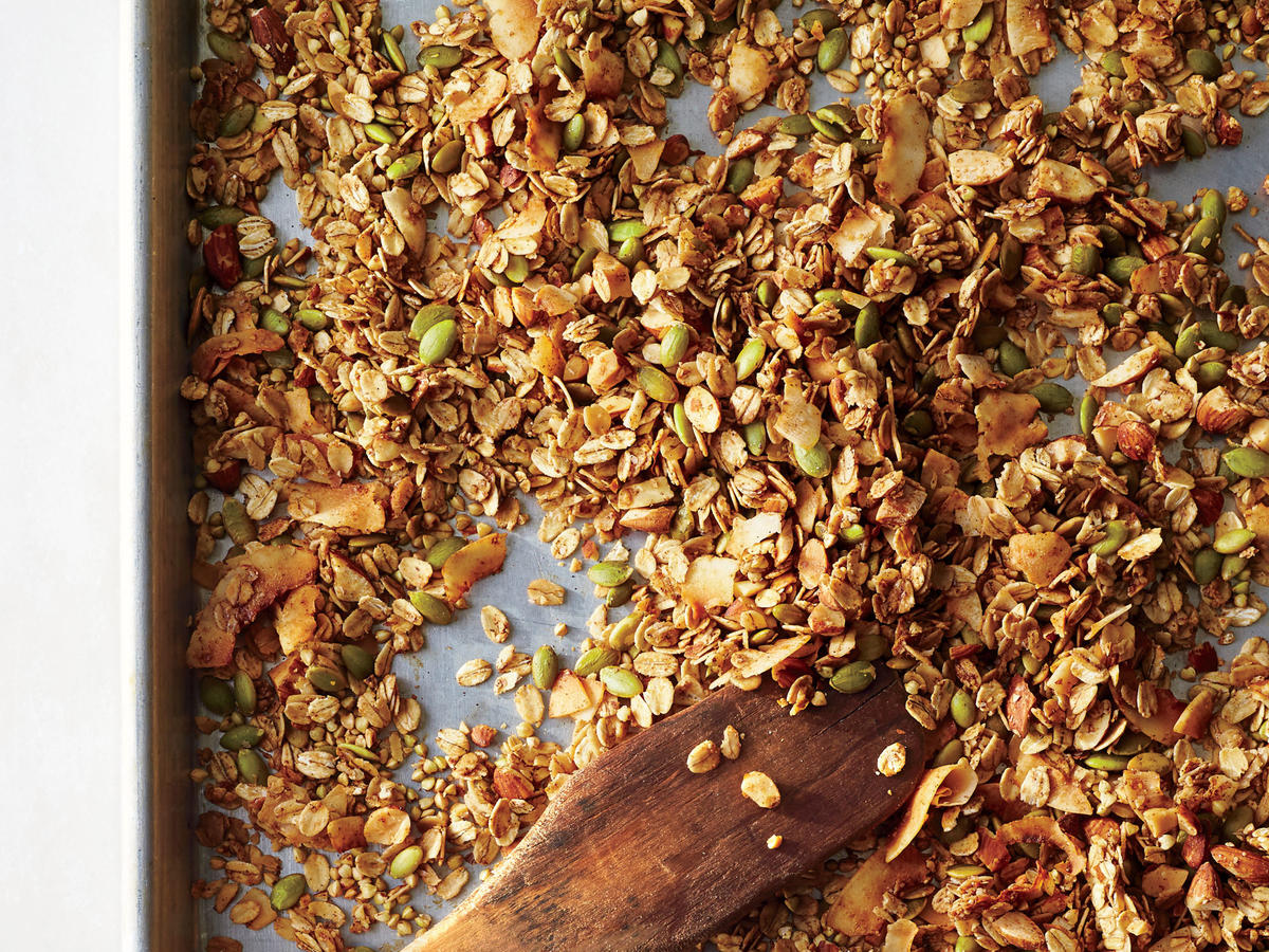 Grab and Go Granola