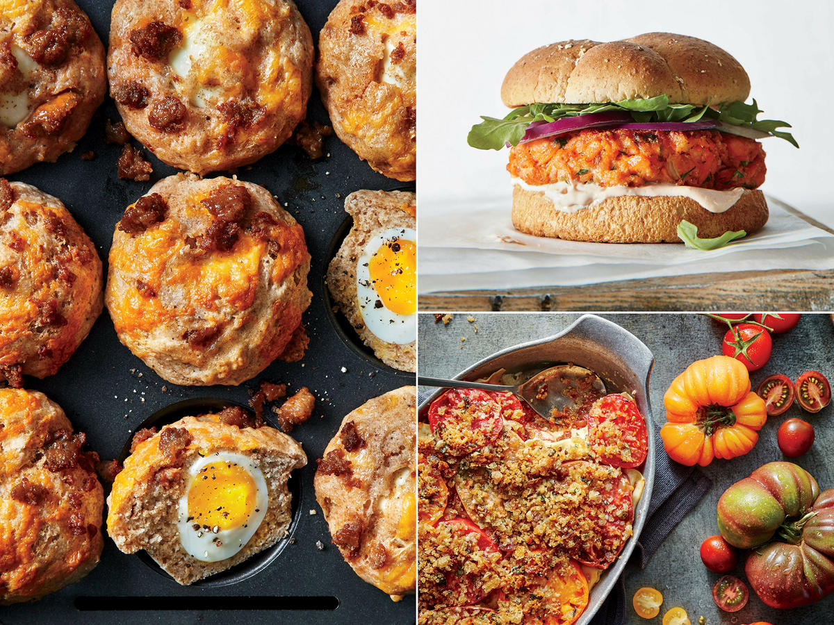 Get All Of Cooking Light's 2017 Recipes With Our New