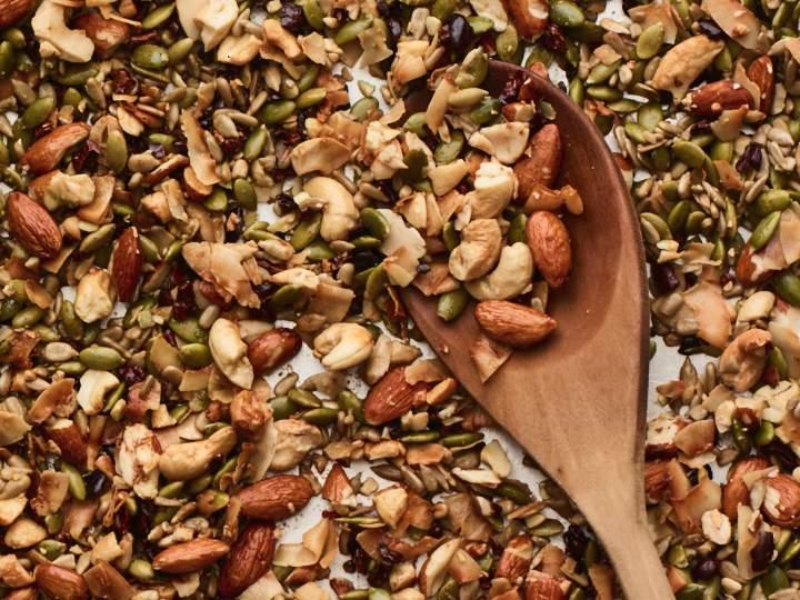 keto breakfast granola