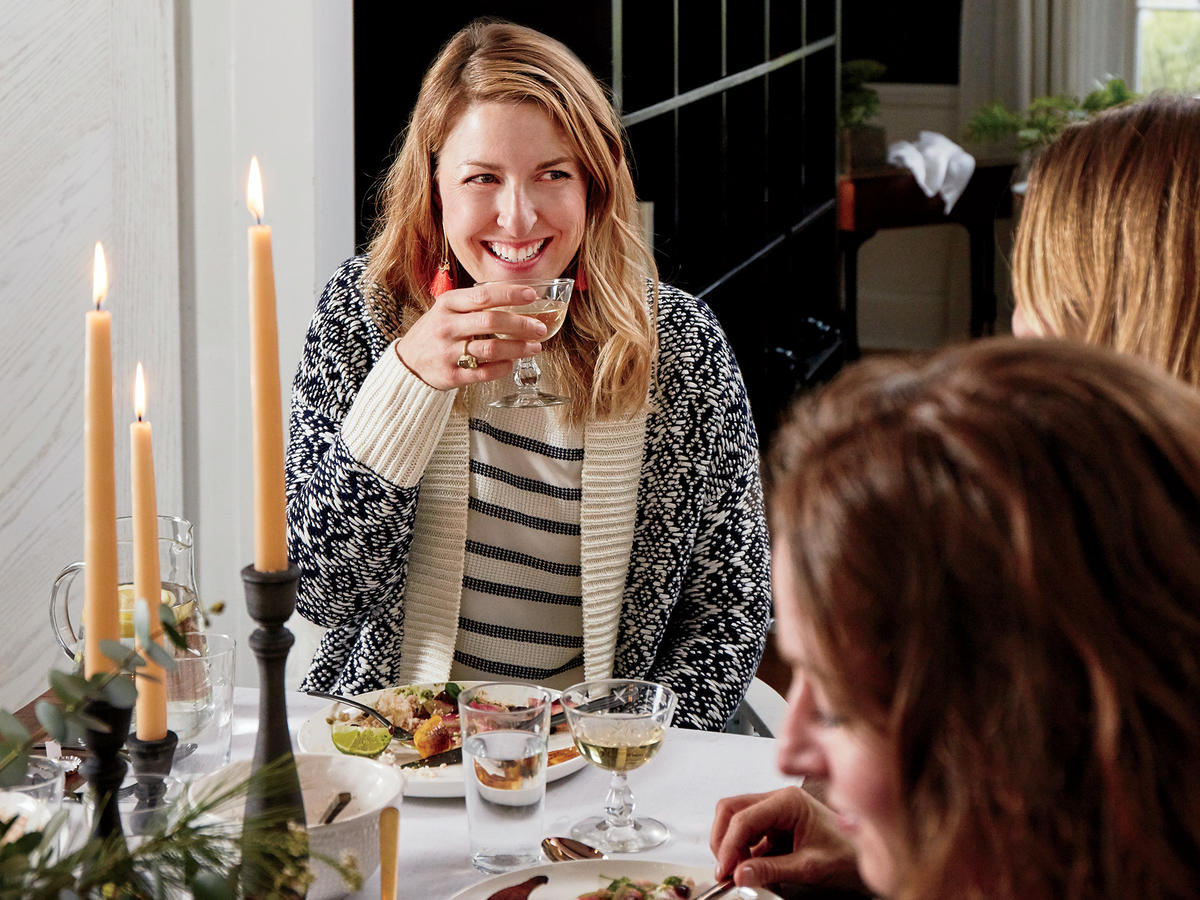 Here's Why I Make Time to Host Friends Every Holiday Season