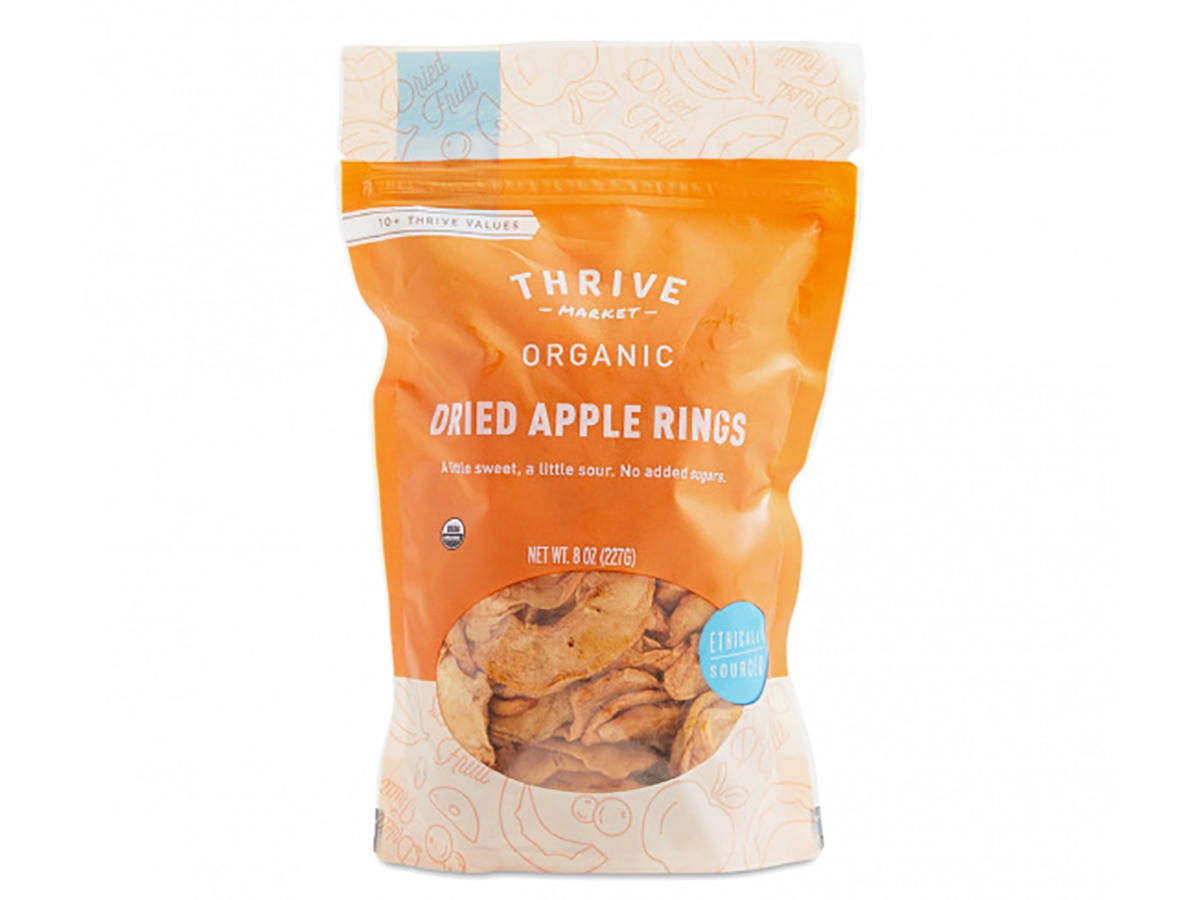 Thrive Market Dried Apple Rings