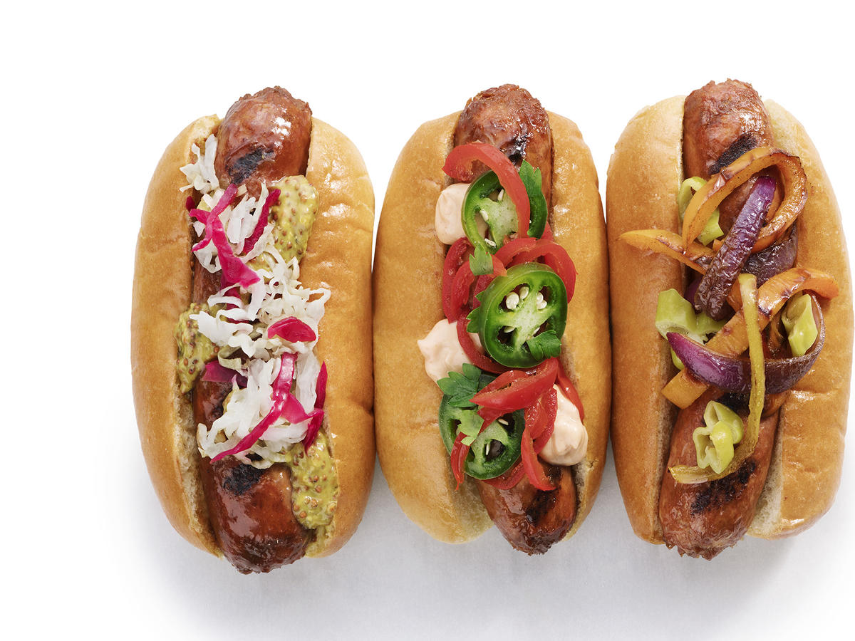 Beyond Meat Debuts a Trio of Plant-Based Sausages