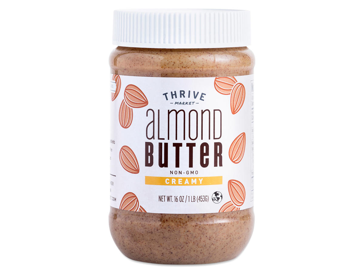 Creamy Almond Butter Thrive Market