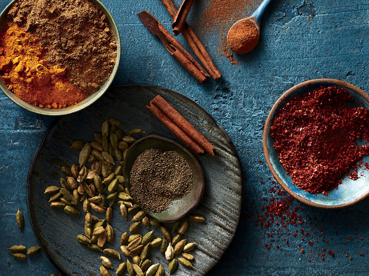 6 Spices to Boost Your Body's Health—Plus Ways to Use Them