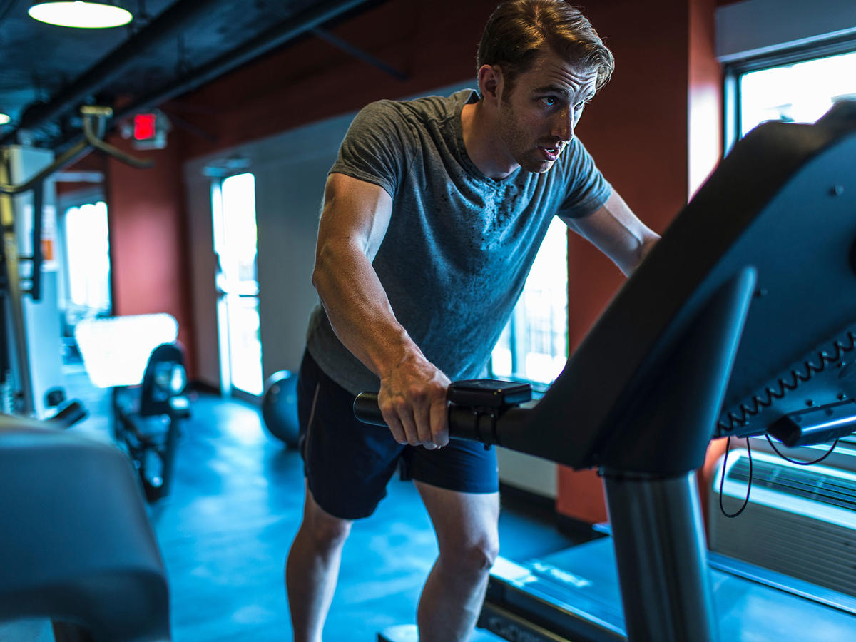 Myth: You need to sweat for 45 minutes to get a health benefit.