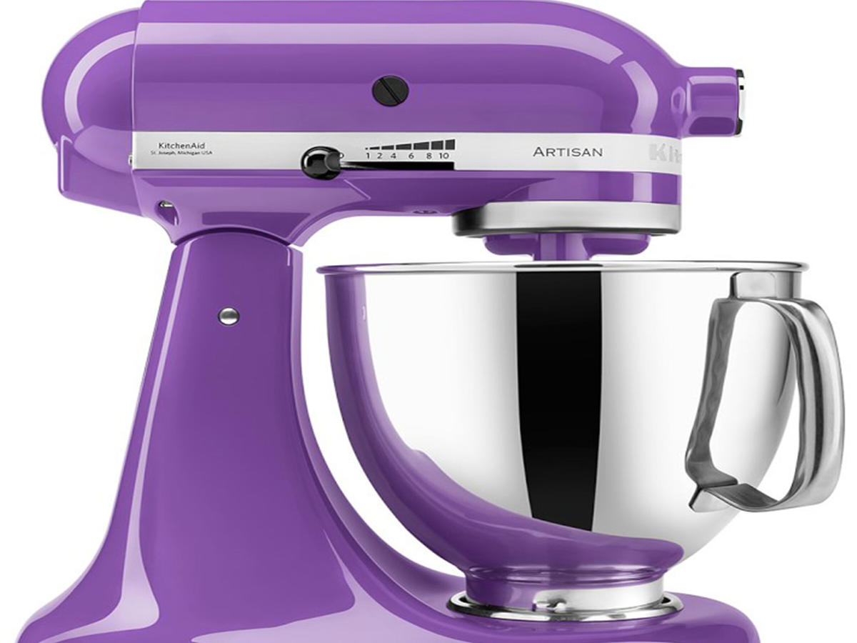 Ultra Violet Kitchen Aid Stand Mixer