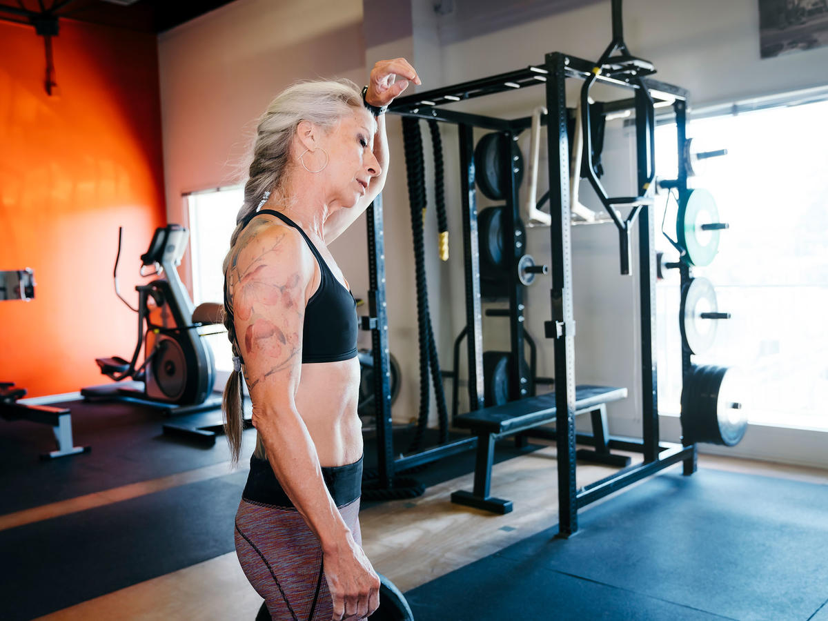 Myth: More gym time is better.