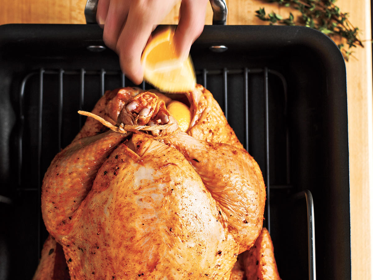 How to Season and Roast a Chicken
