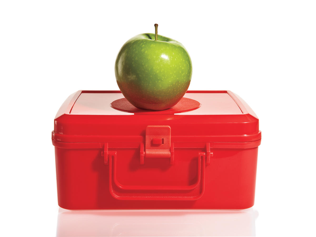 How to Build a Healthier Lunch Box for Kids (and Adults!)