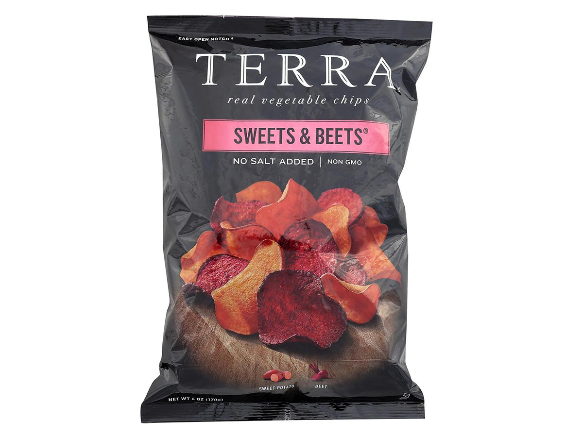 TERRA Sweets and Beets Chips