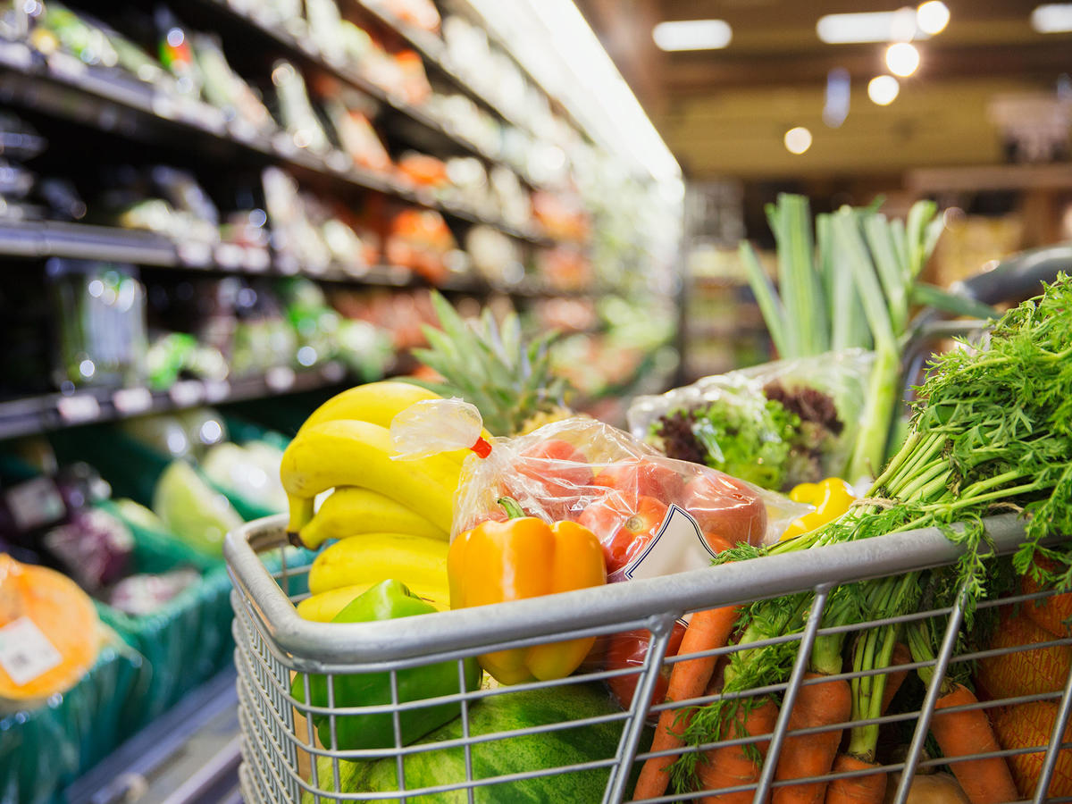 Make Your Grocery Trip Healthier