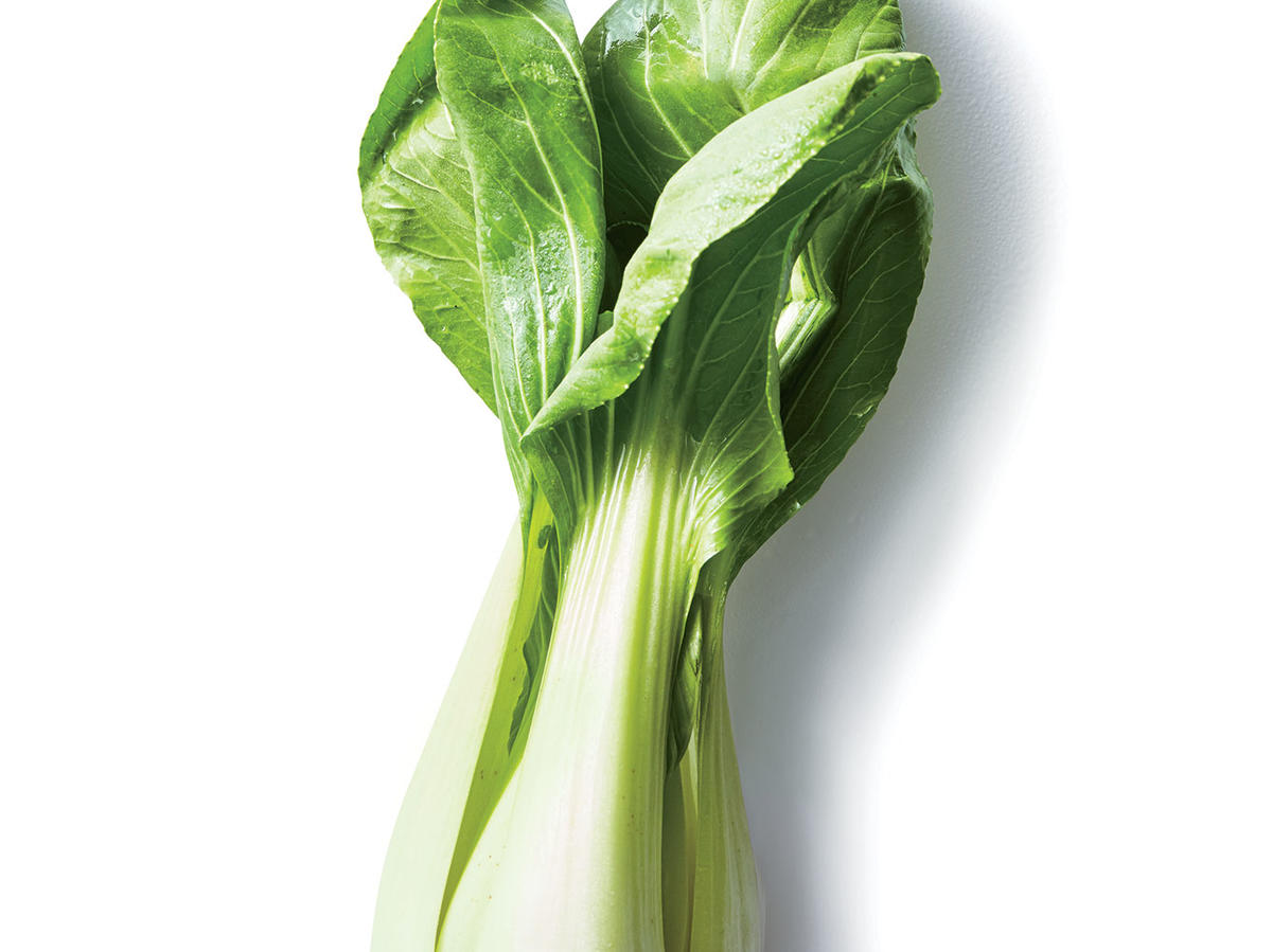 3 Ways to Use Up Your Baby Bok Choy