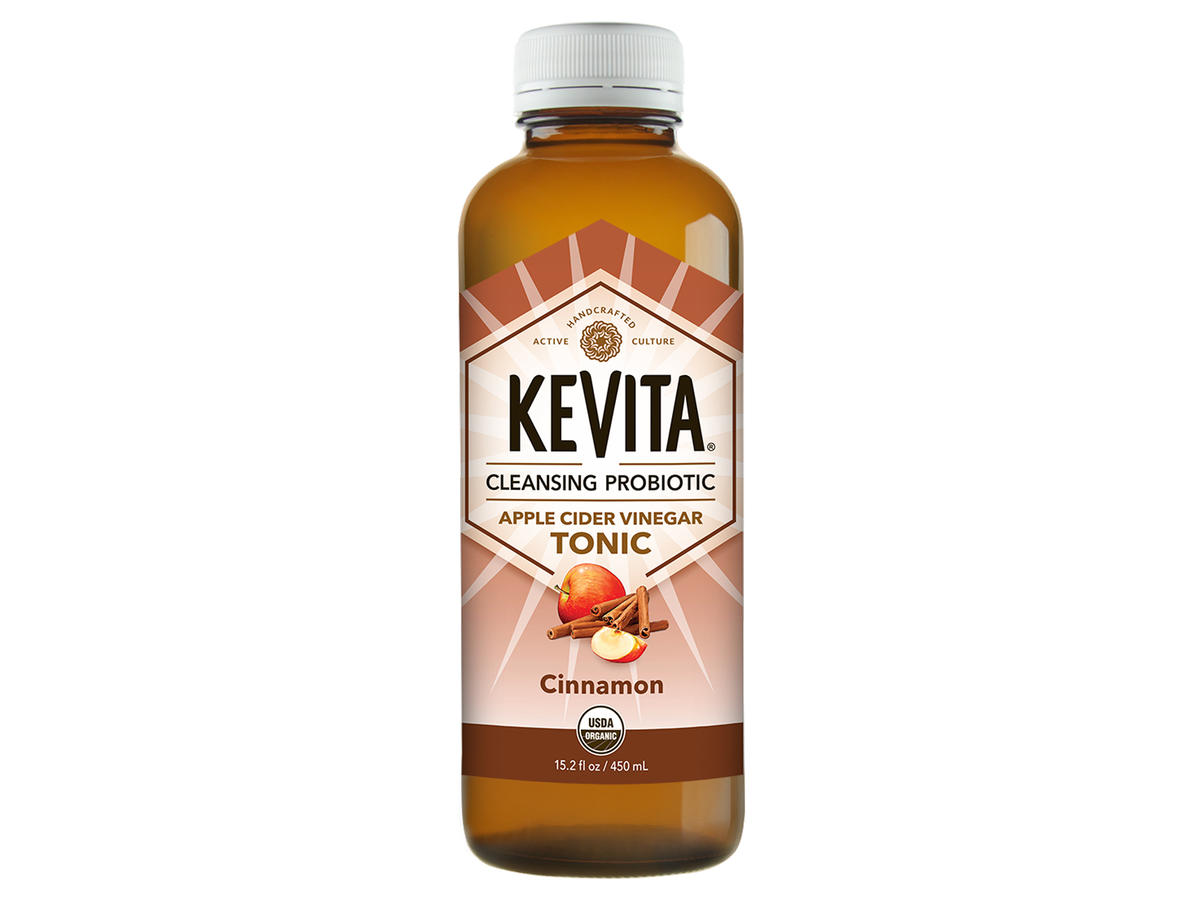 Kevita Cinnamon Apple Cider Vinegar Tonic