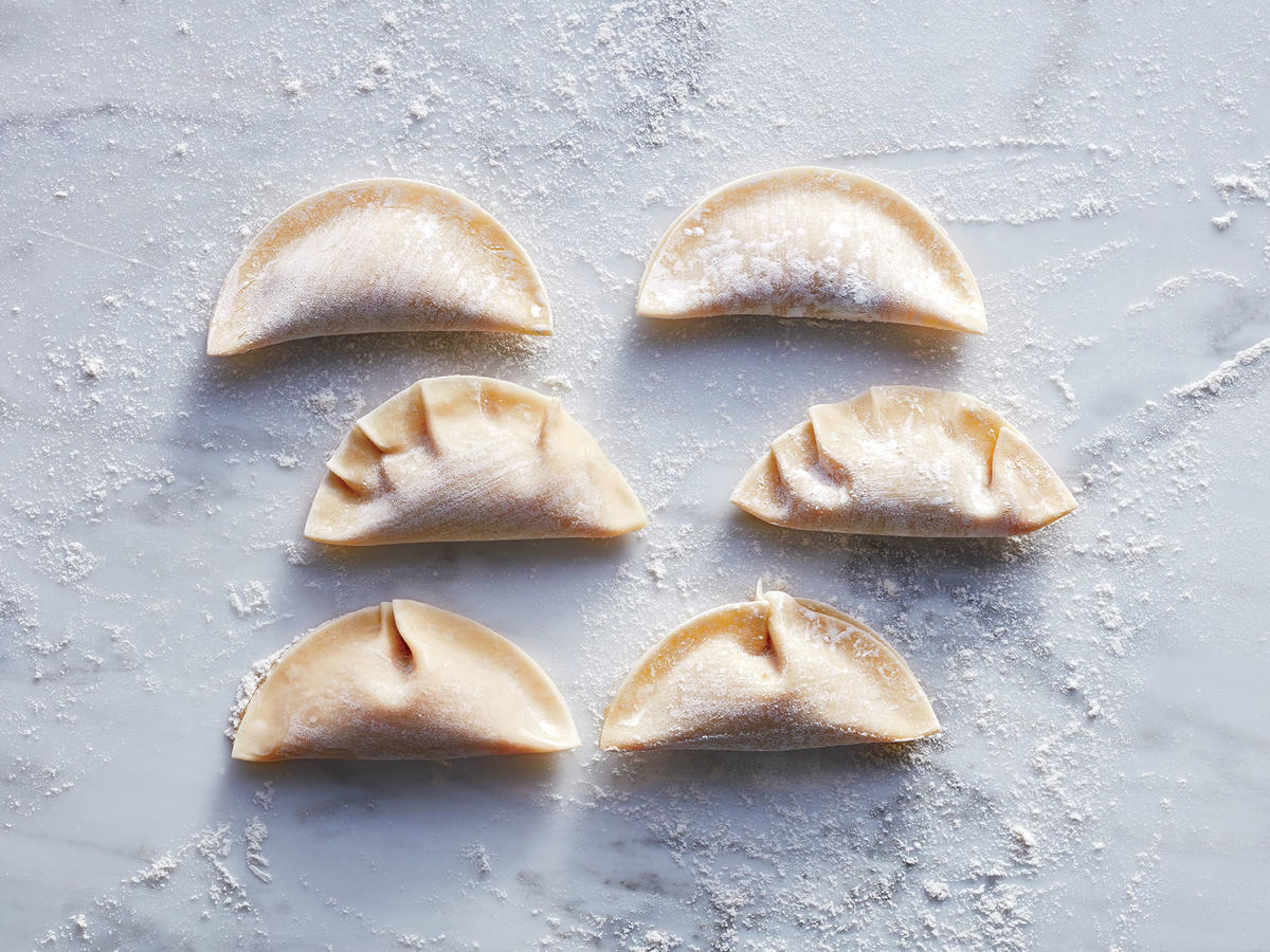 The Unbelievably Easy Way to Make Tender, Crispy Pot Stickers