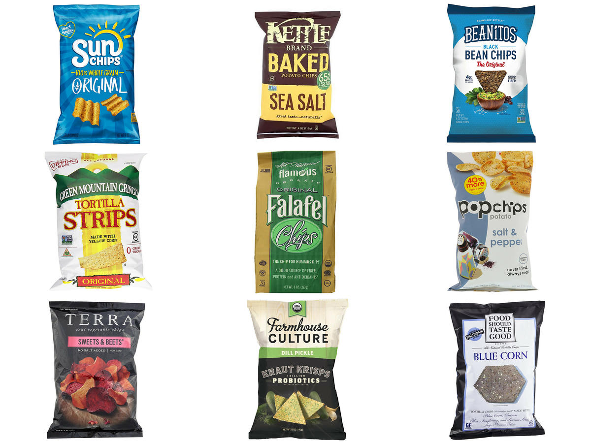 The Healthiest Chips
