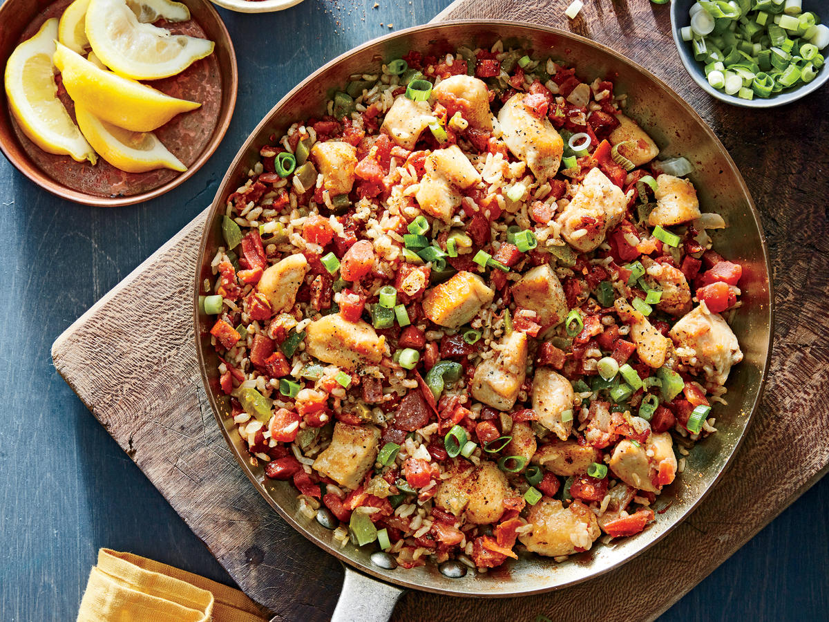 Our Best Crowd-Pleasing Jambalaya Recipes