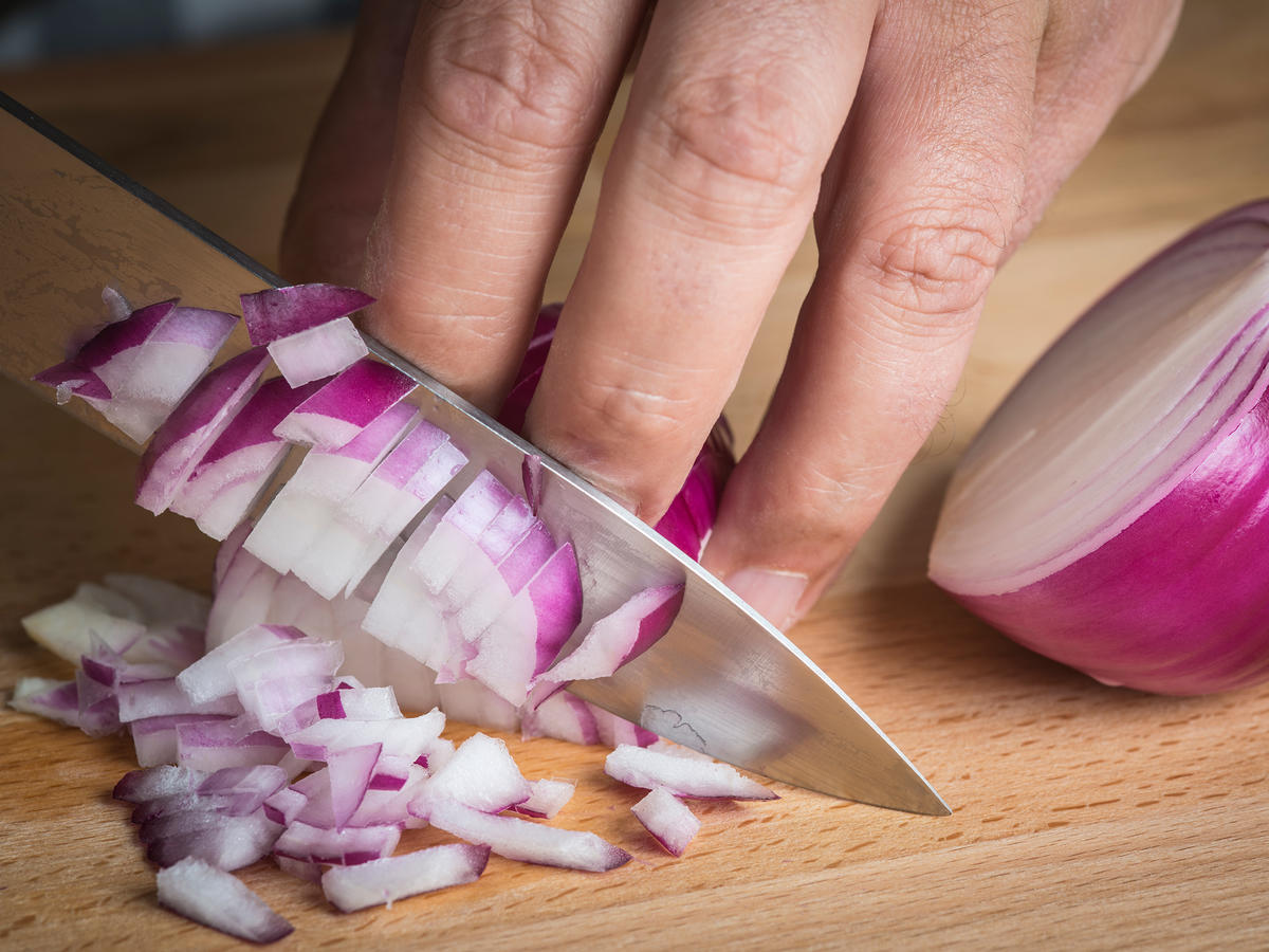 I Cry When I Chop Onions—Here's What Helped Me Deal
