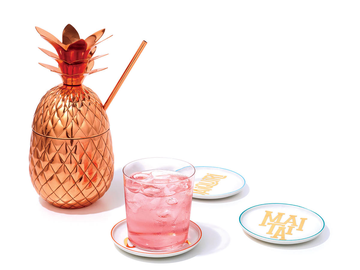 Royal Hawaiian Pineapple Tumbler