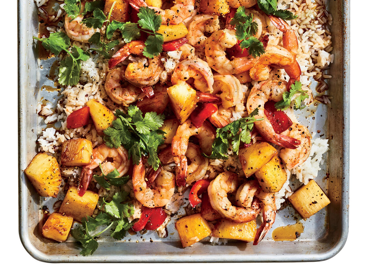 5 Weeknight Dinners You Can Make on a Single Sheet Pan