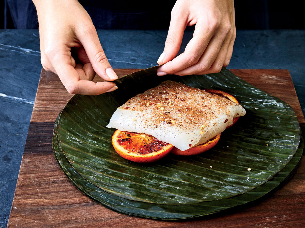 How-to Steam-Bake Fish: Wrap Up