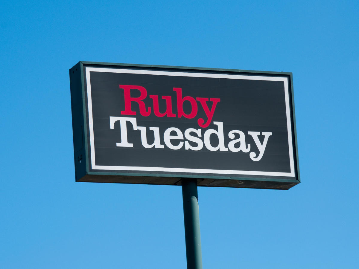 Healthiest meal choices at 35 popular chain restaurants - Ruby tuesday garden bar and grill ...