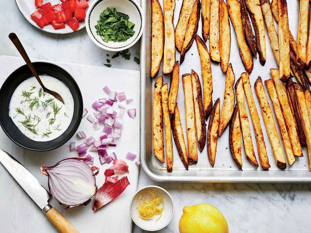 Yes, You Can Have French Fries for Dinner