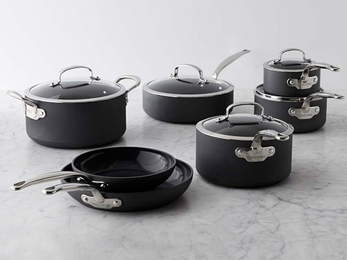 Green Pan 12 Piece Cookware Set