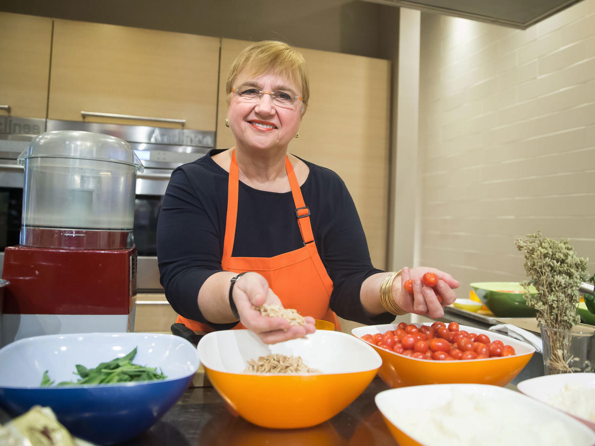 How Lidia Bastianich Went From Refugee to Celebrity Chef