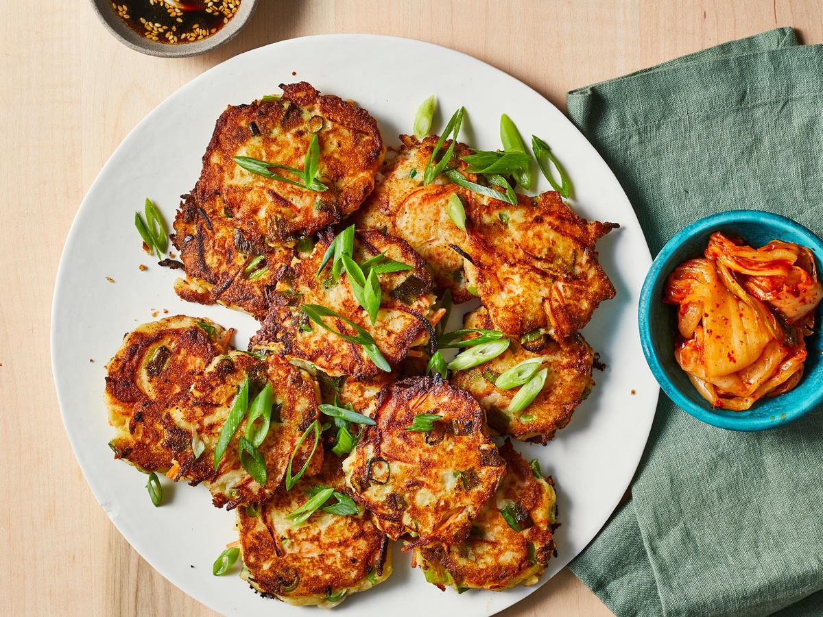 These Asian-Inspired Potato Pancakes Have Just 138 Calories