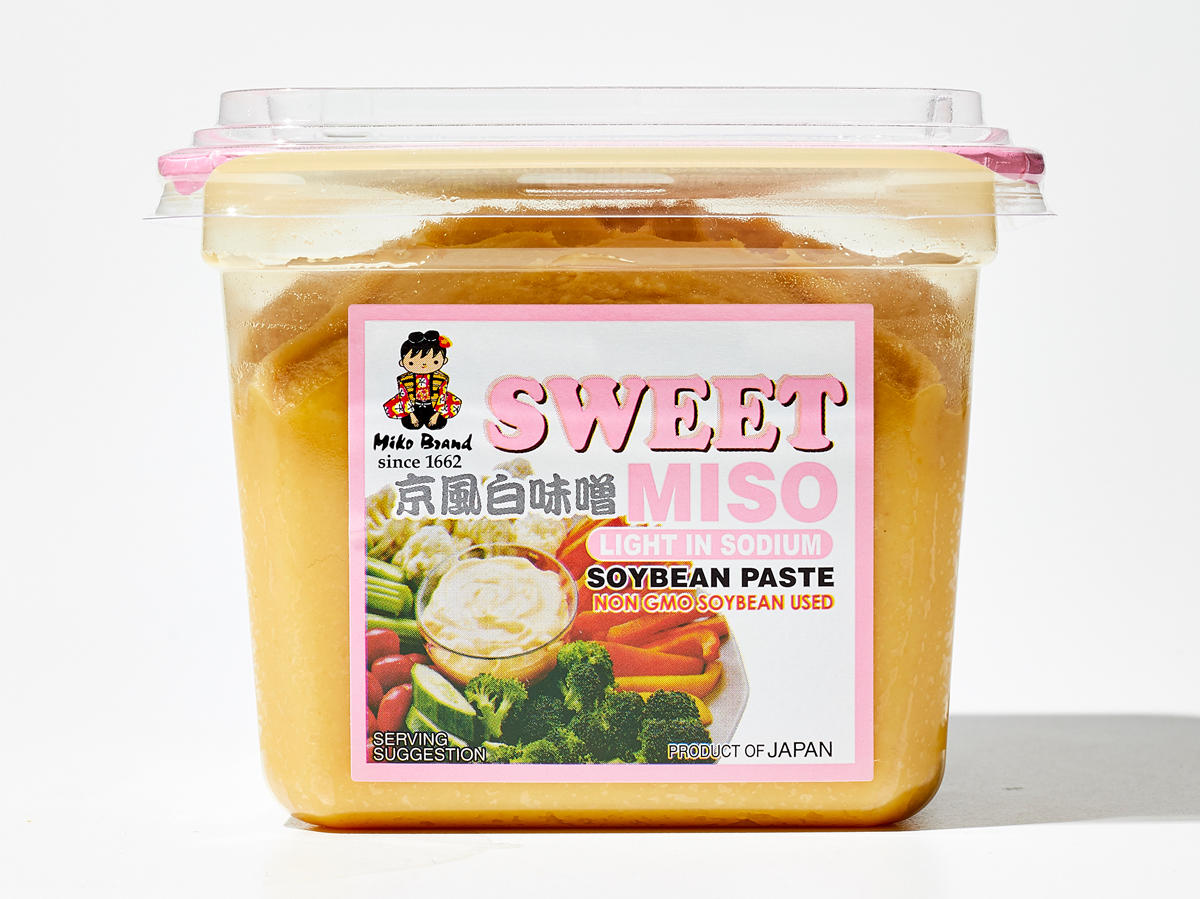 Miko Sweet Miso Light in Sodium