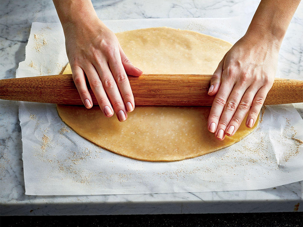 Step 1: Roll Crust