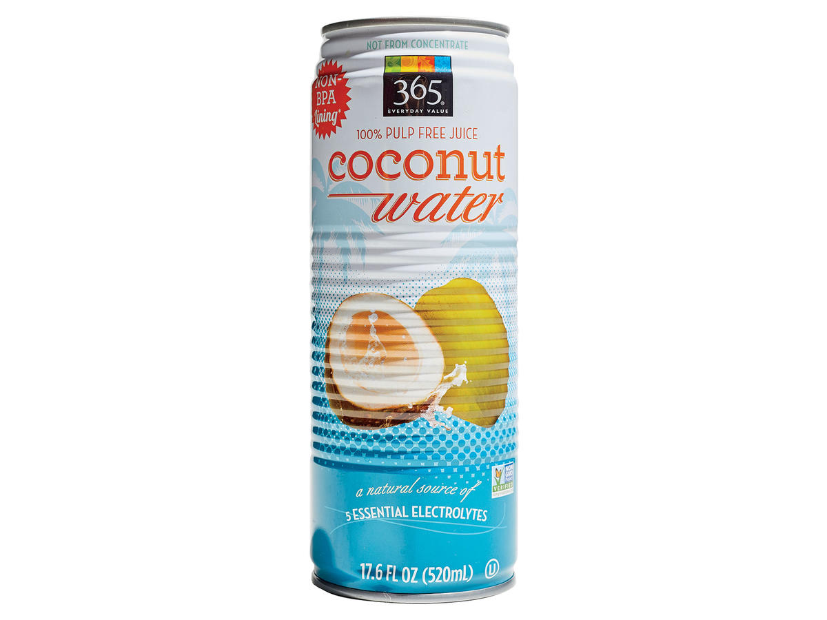Whole Foods 365 Everyday Value Coconut Water