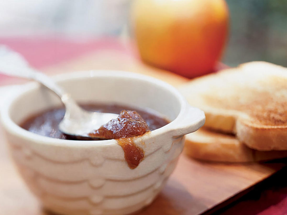 Overnight Apple Butter Recipes