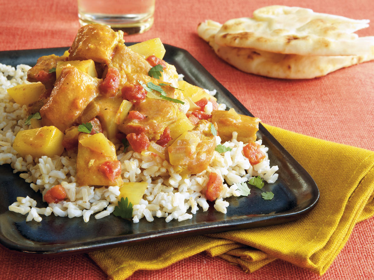 Thursday: Chicken Korma