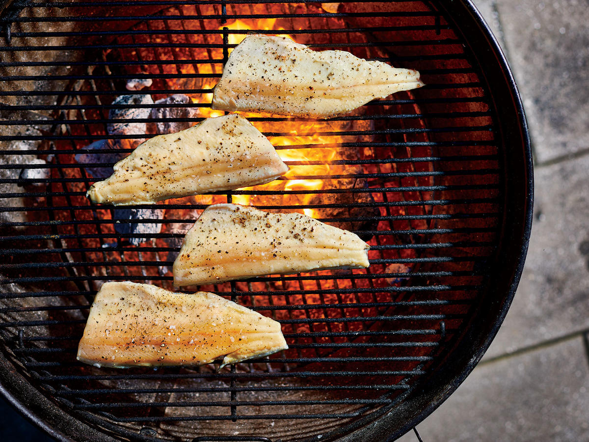 Yes, You Can Grill Whitefish Without Ruining It