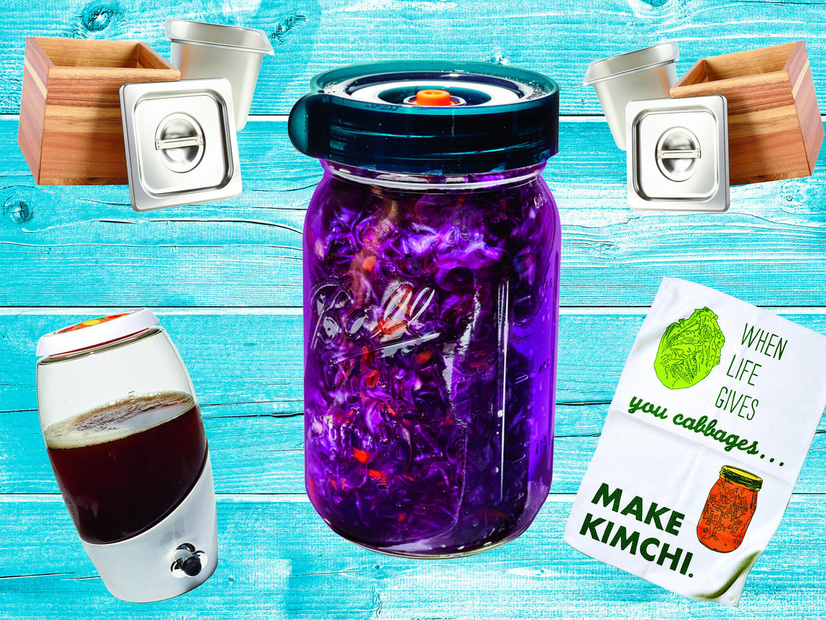 4 Things Every Probiotic Kitchen Needs