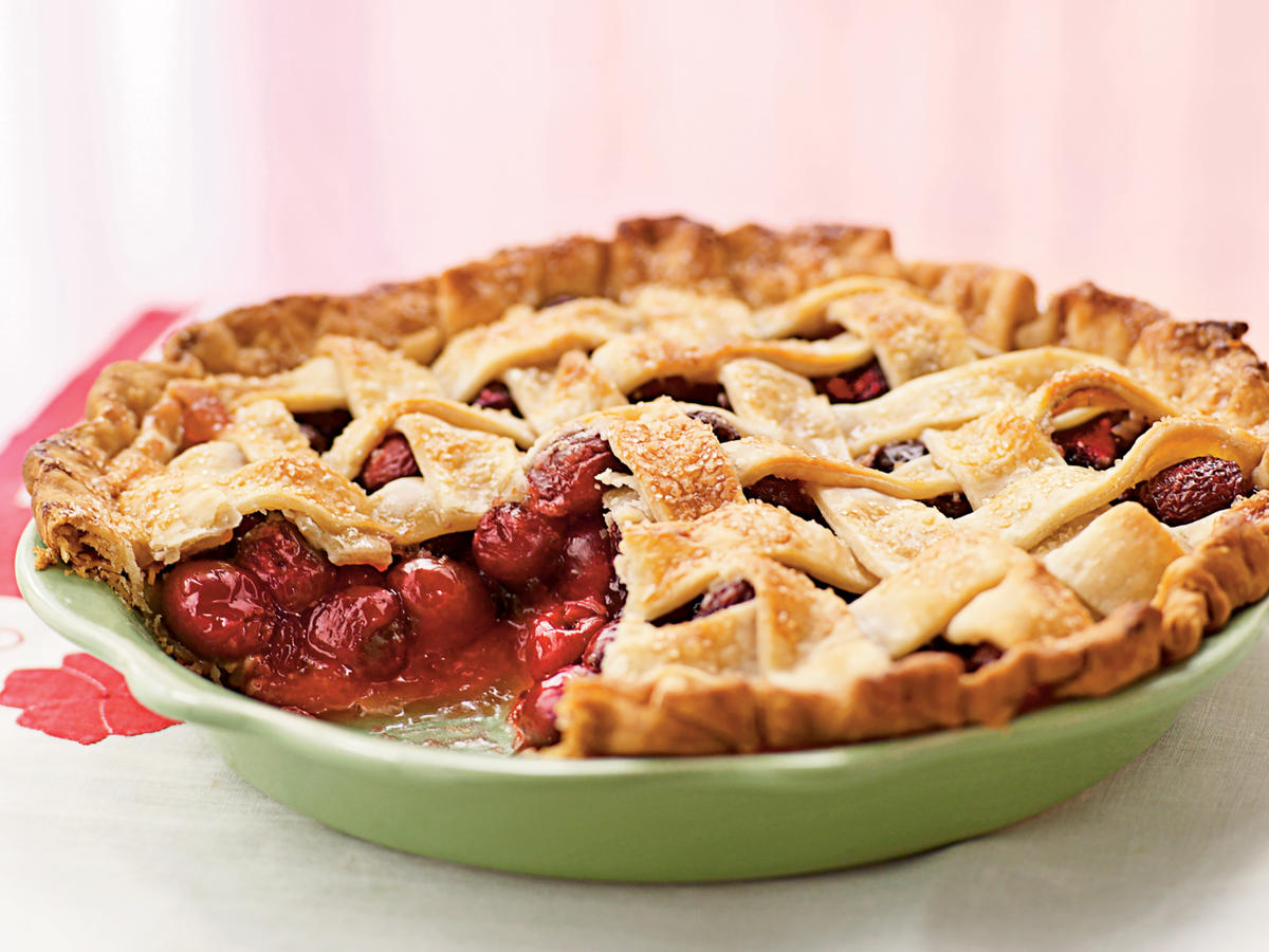 4th of July Recipes: Fresh Cherry Pie