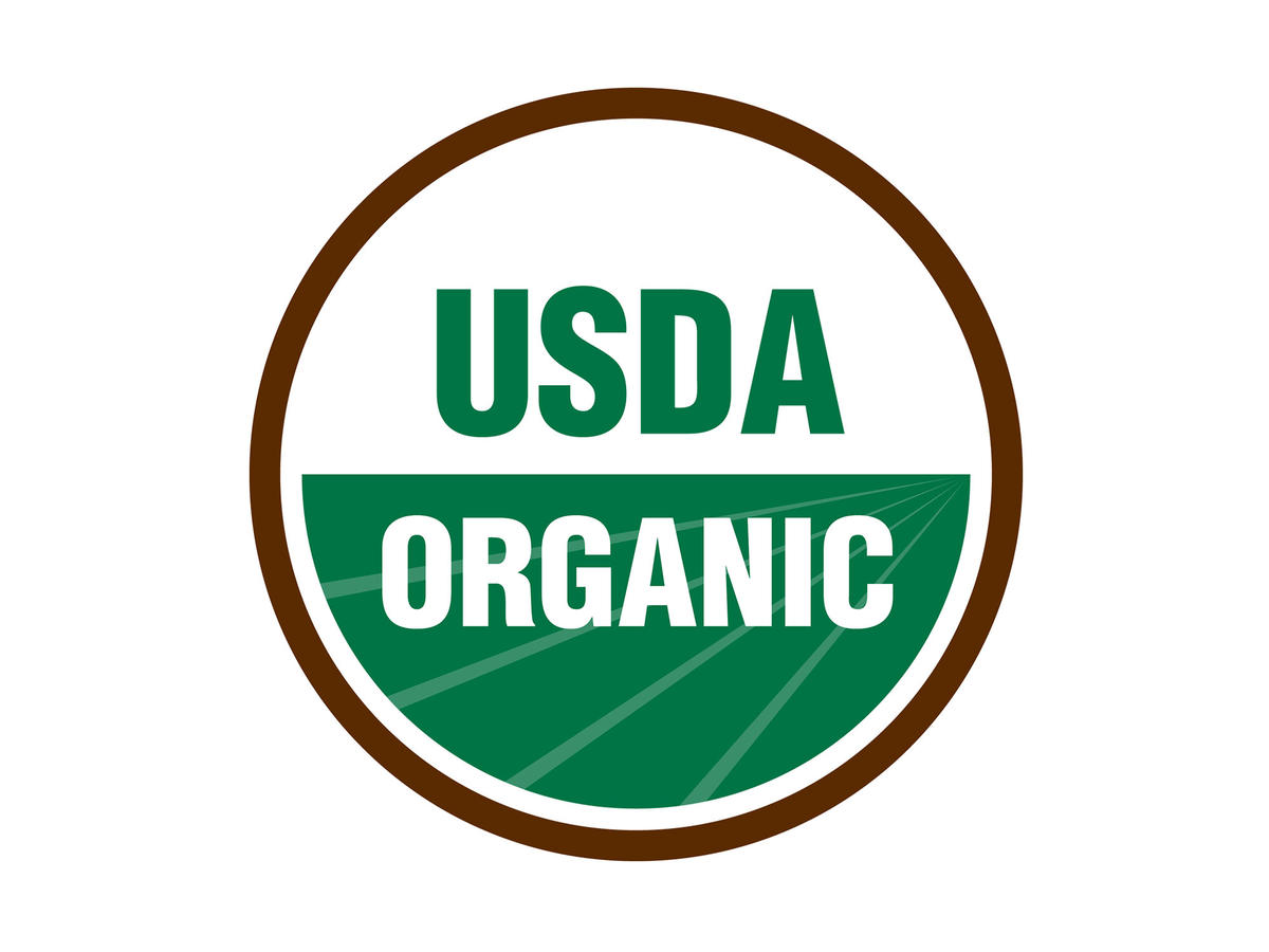 Organic Chicken Label