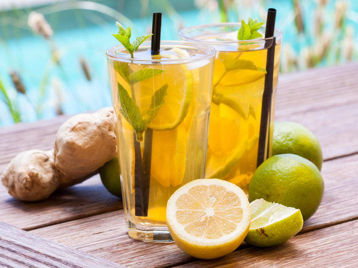 5 Easy Ways to Upgrade Your Iced Tea