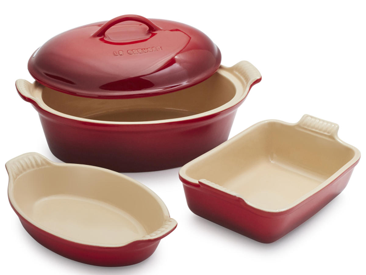 le cruset cookware set