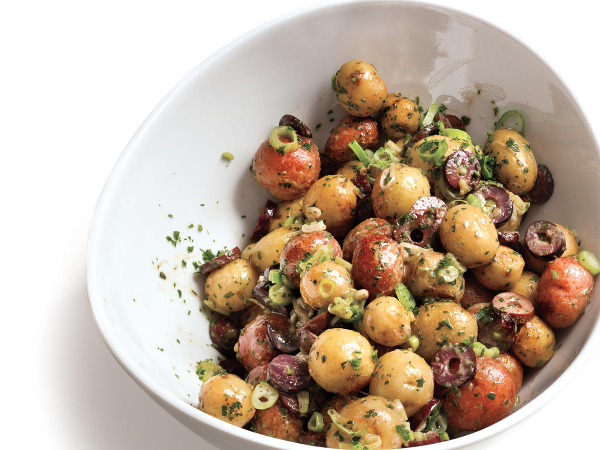 Smoked Potato Salad Recipe