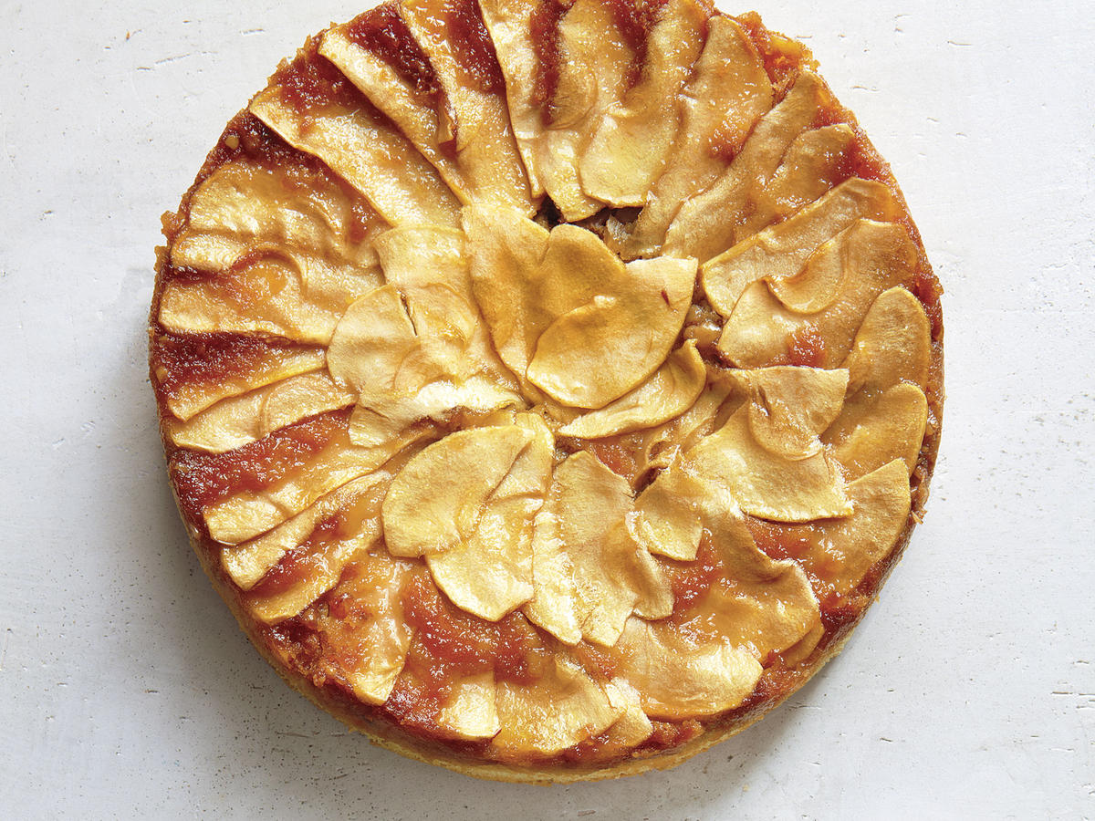 Apple Upside-Down Cake Recipes