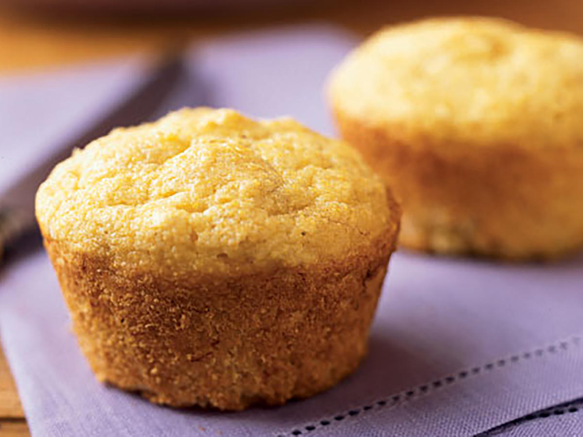 Banana Corn Muffins Recipes