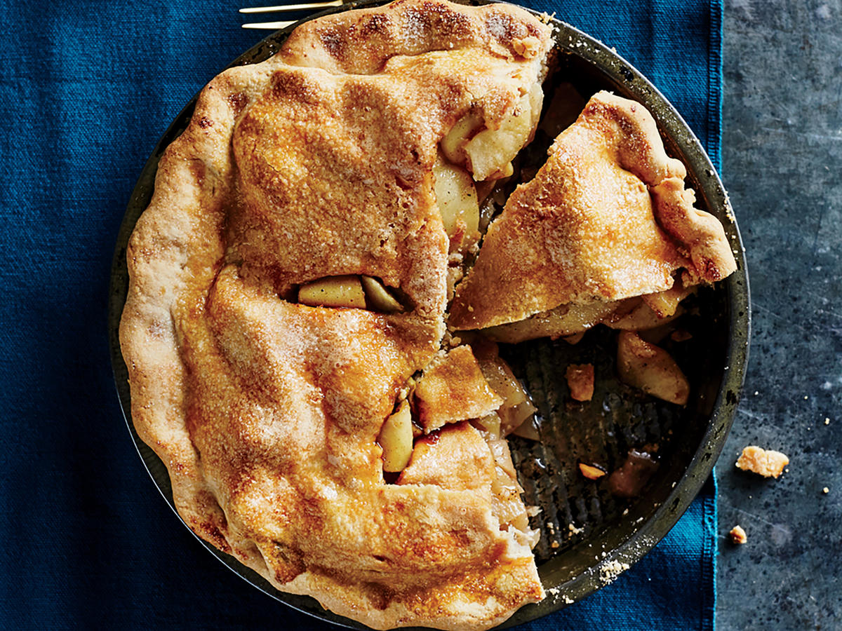 Apple Pies, Apple Crisps, and More