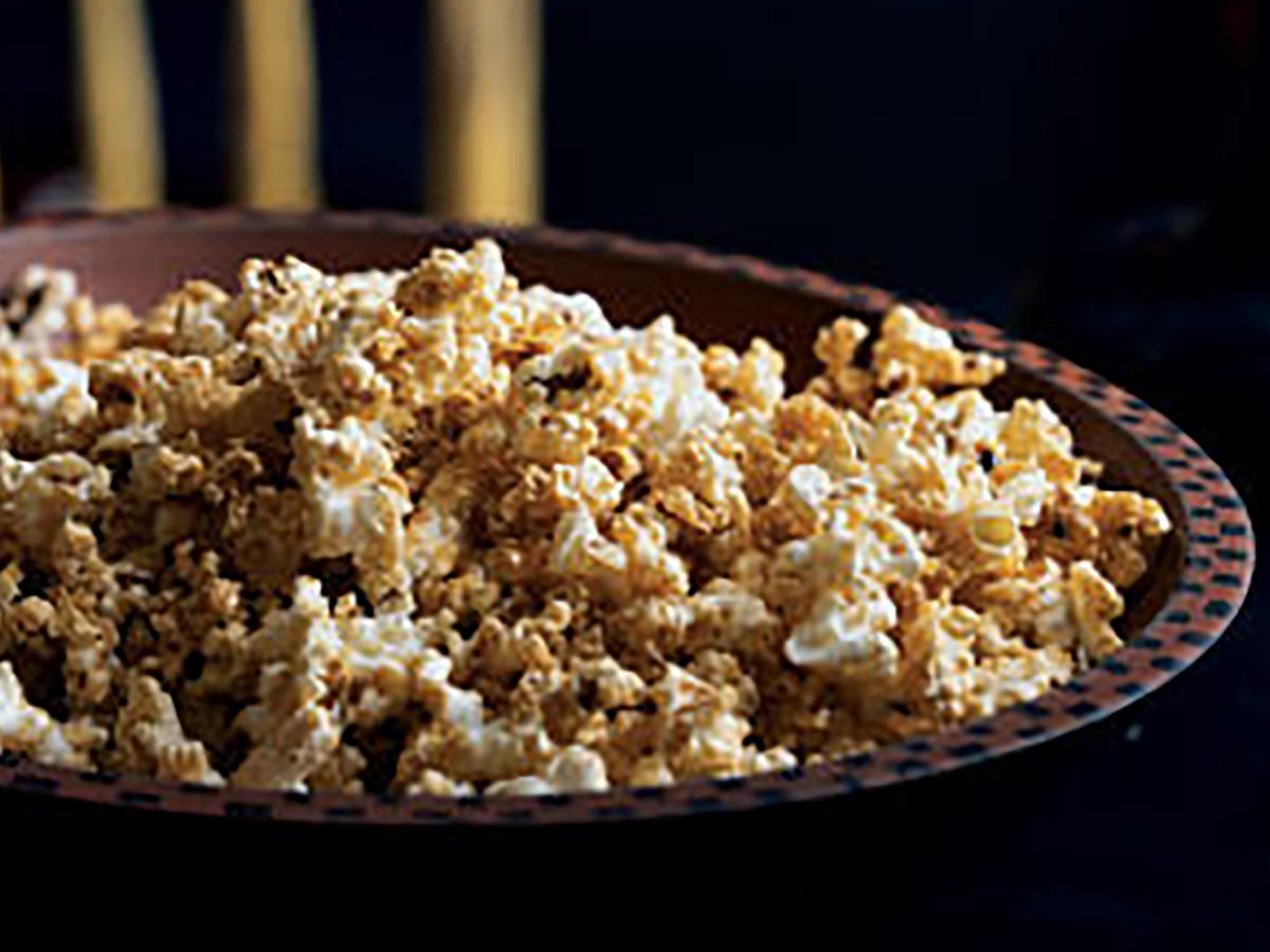 Maple Chile Popcorn Recipes