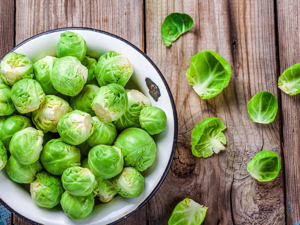 Fall Brussels Sprouts Guide
